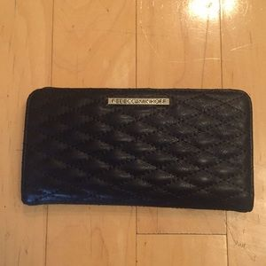 Rebecca Minkoff quilted new wallet
